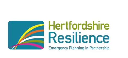 Herts Resilience logo
