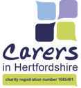 Logo for Carers in Herts