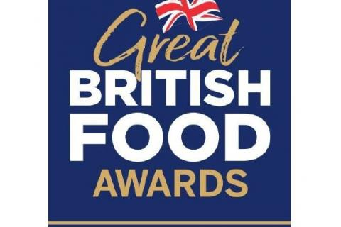Great British Food Awards logo
