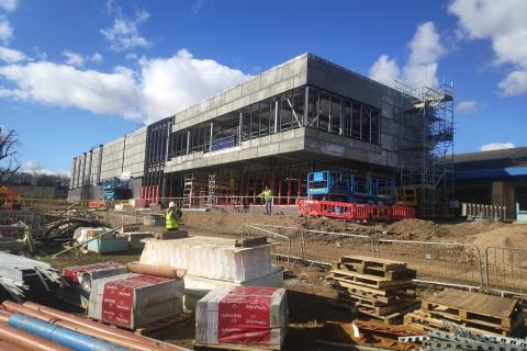 Harpenden Leisure Centre development