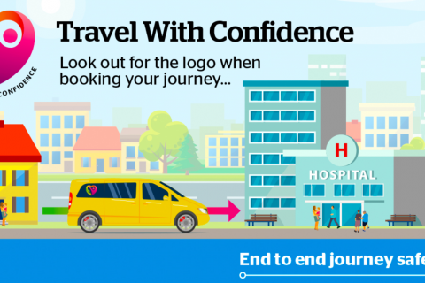 Travel With Confidence poster