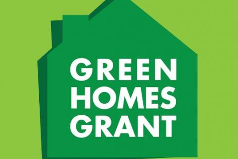 Green Homes Grant graphic