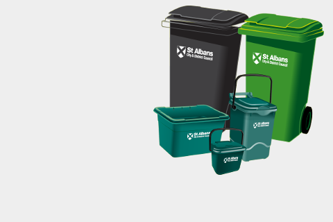 Report a missed bin collection